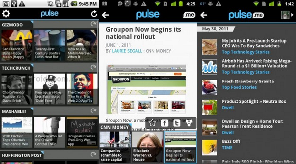 Pulse News - Android