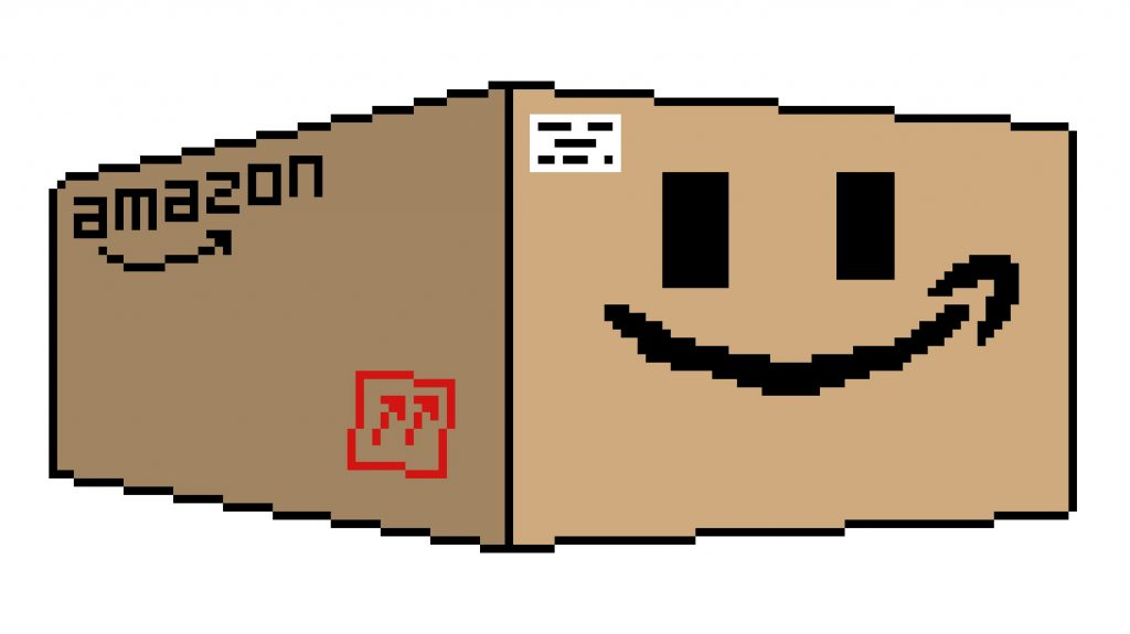 amazon pixel art